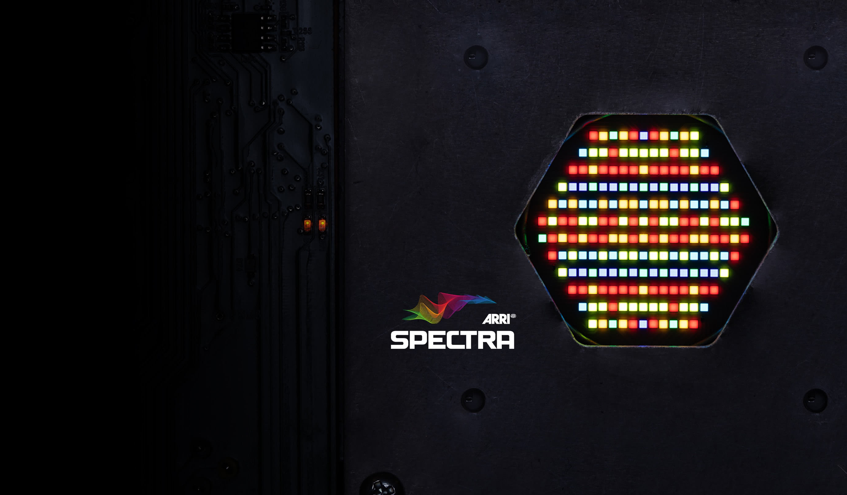 ARRI Spectra six-color light engine