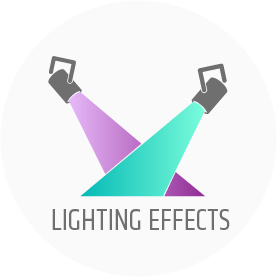Ultimate DMX Mode - Lighting effects